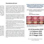 locandina ortodonzia 2019